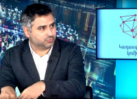 EPF Board member Sarhat Petrosyan's interview on Azatutyun TV